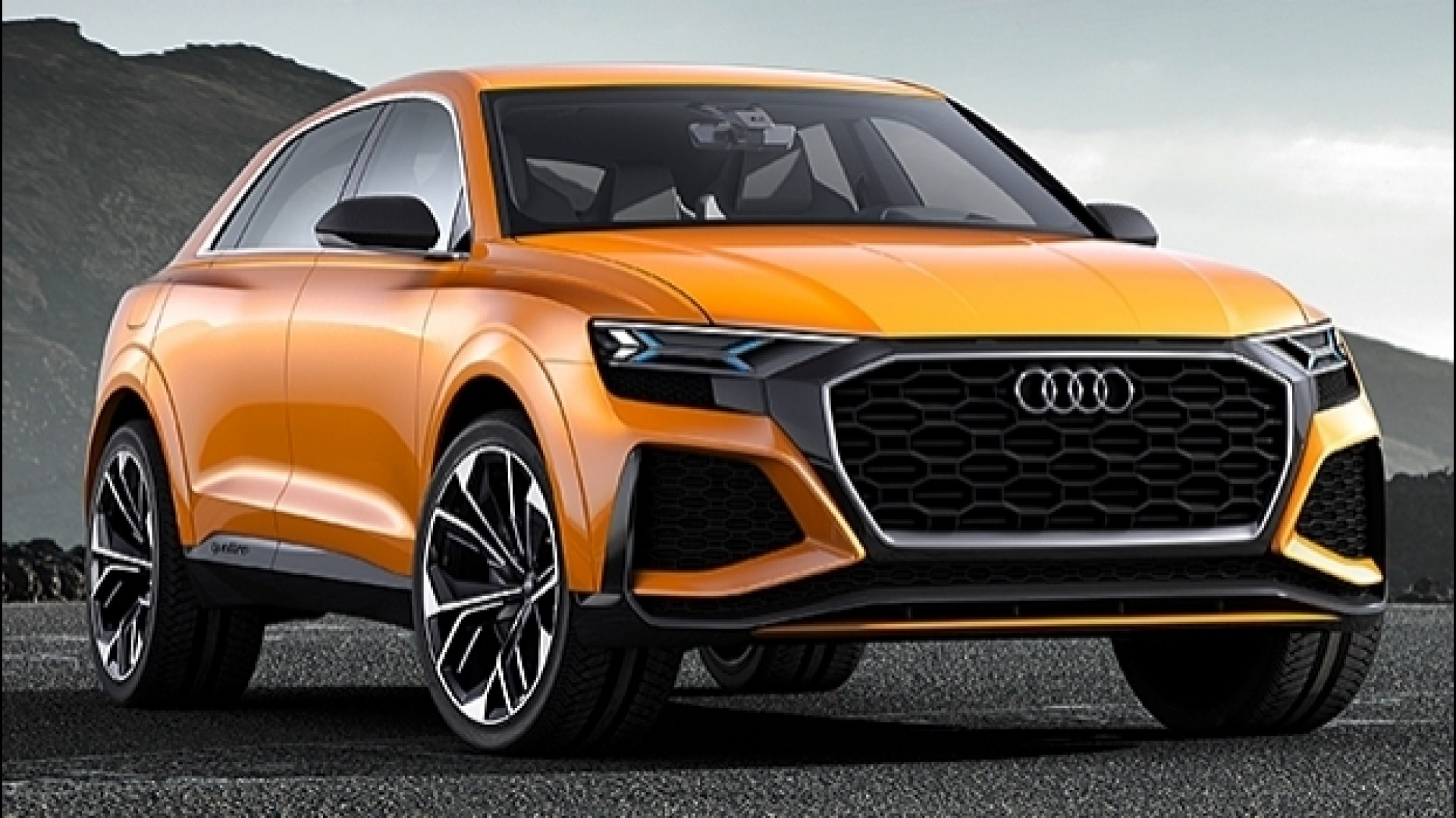 Audi Q8 E Q4 In Produzione Dal 2018 E 2019