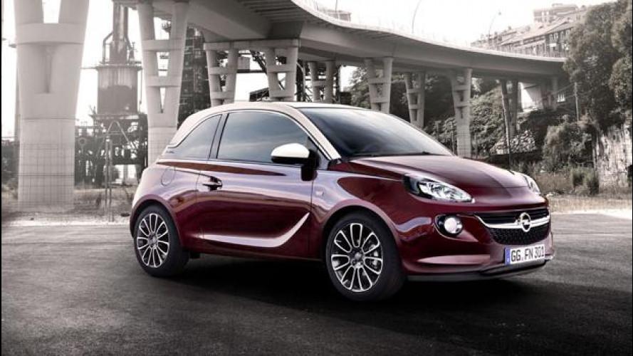 Opel Adam Easytronic, la citycar è automatica