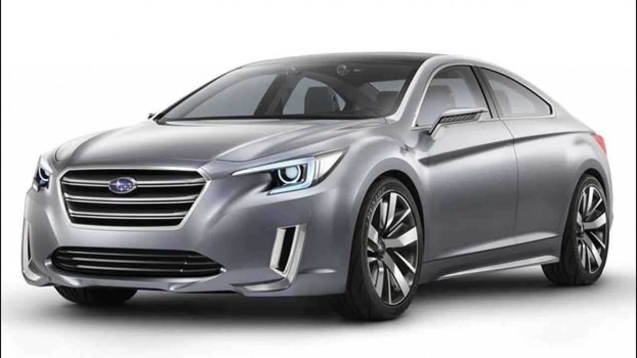 [Copertina] - Subaru  Legacy concept