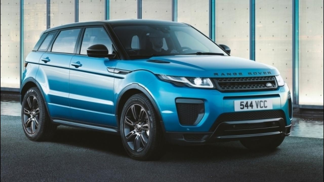 [Copertina] - Range Rover Evoque Landmark, l'edizione del record