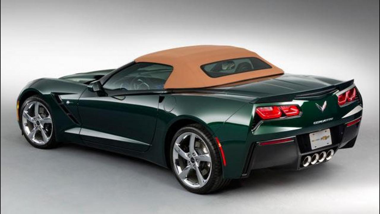 [Copertina] - Chevrolet Corvette Stingray Premiere Edition Convertible