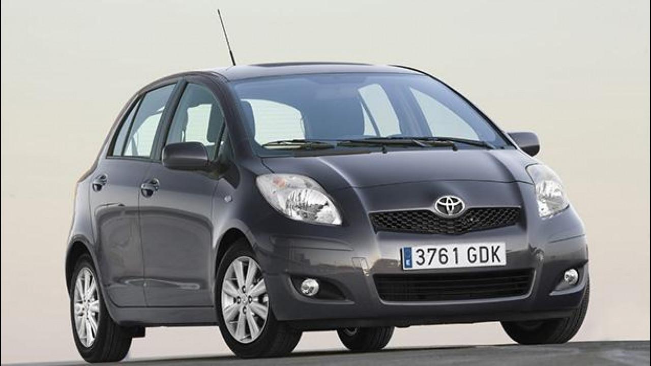 [Copertina] - Toyota richiama 6,5 milioni di auto nel mondo