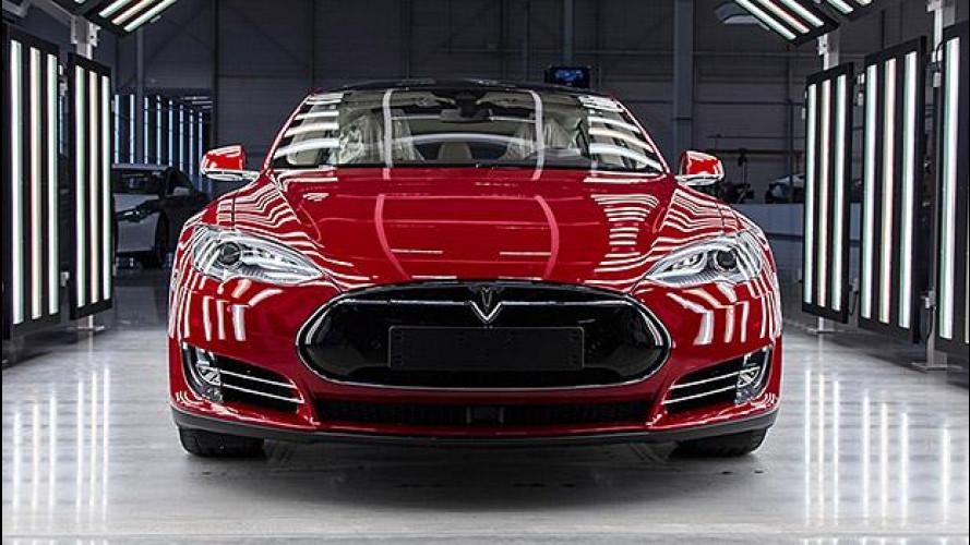 Tesla raddoppia la produzione a Tilburg