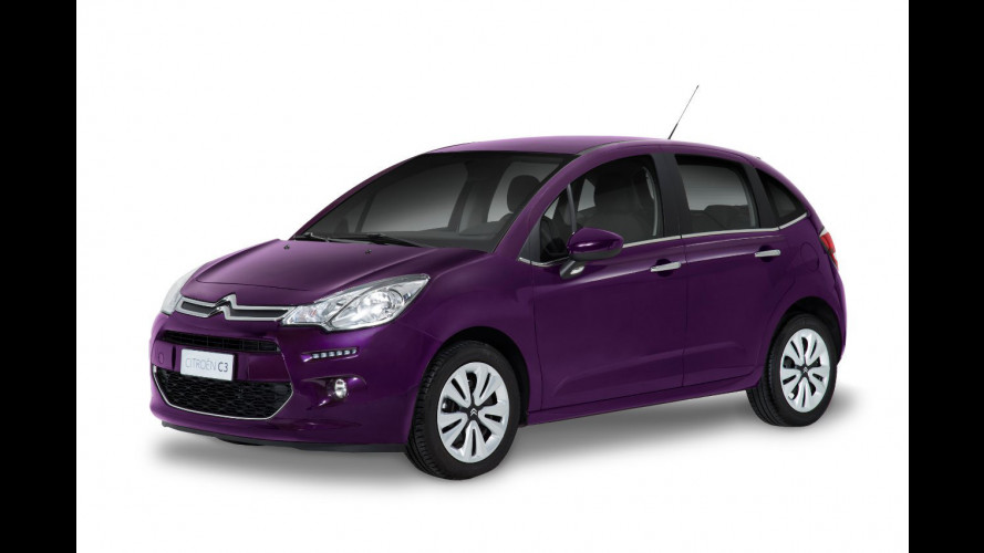 Citroen C3 Selection, l'auto si fa