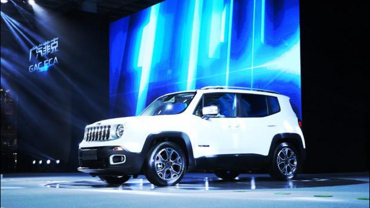 [Copertina] - Jeep Renegade diventa la Jeep dei tre mondi