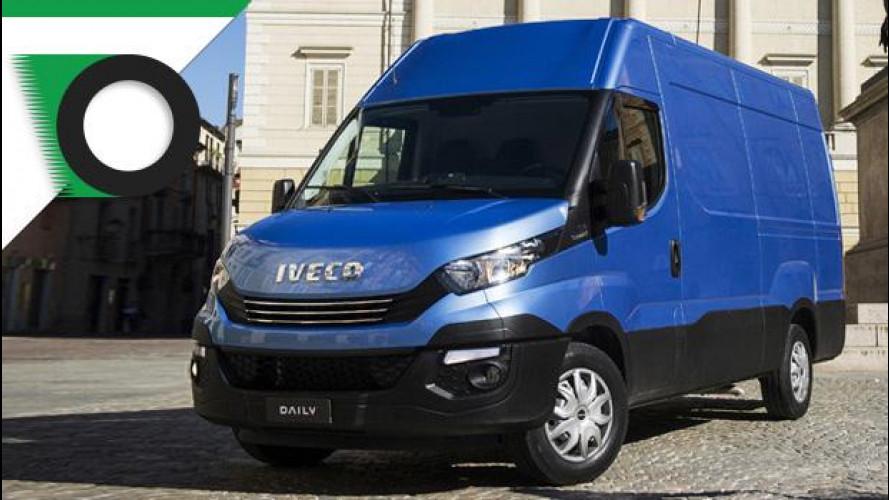 Nuovo Iveco Daily, sul van italiano approdano gli Euro 6