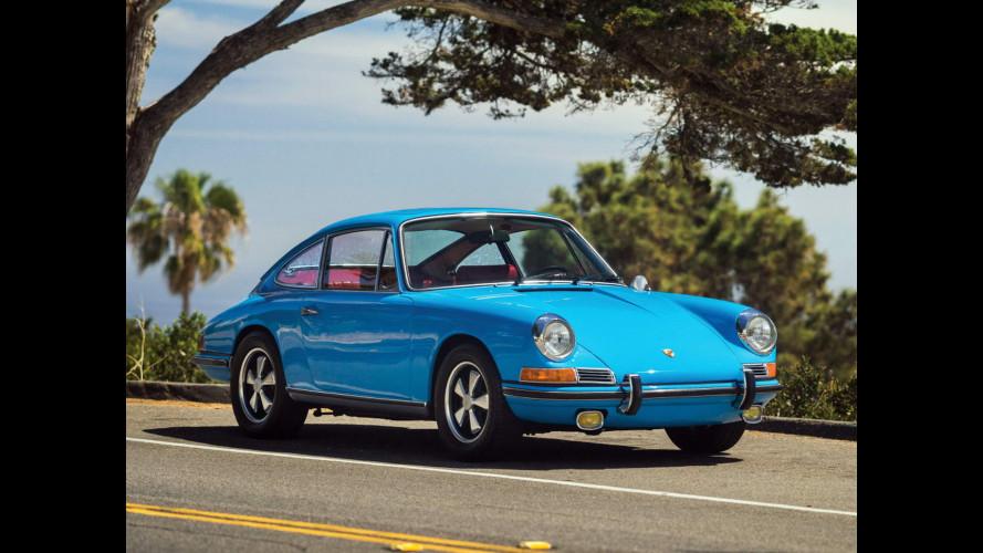 """Porsche 911, nuovi ricambi per le """"storiche"""""""