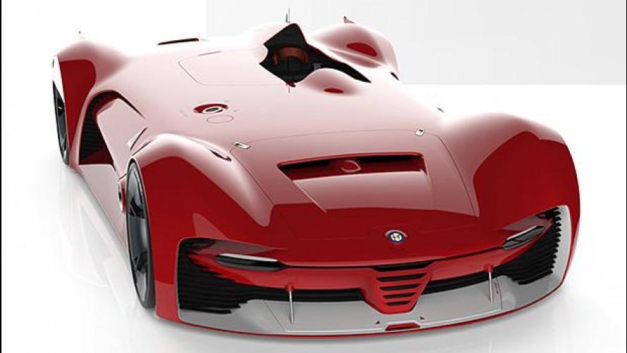 Alfa Romeo Trionfo, un sogno da corsa venuto dal passato