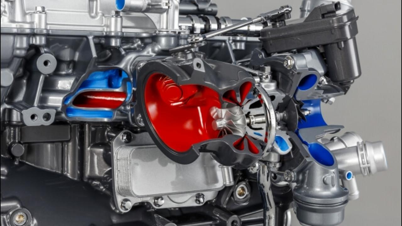 [Copertina] - Jaguar, nuovo motore Ingenium a benzina per XE, XF ed F-Pace