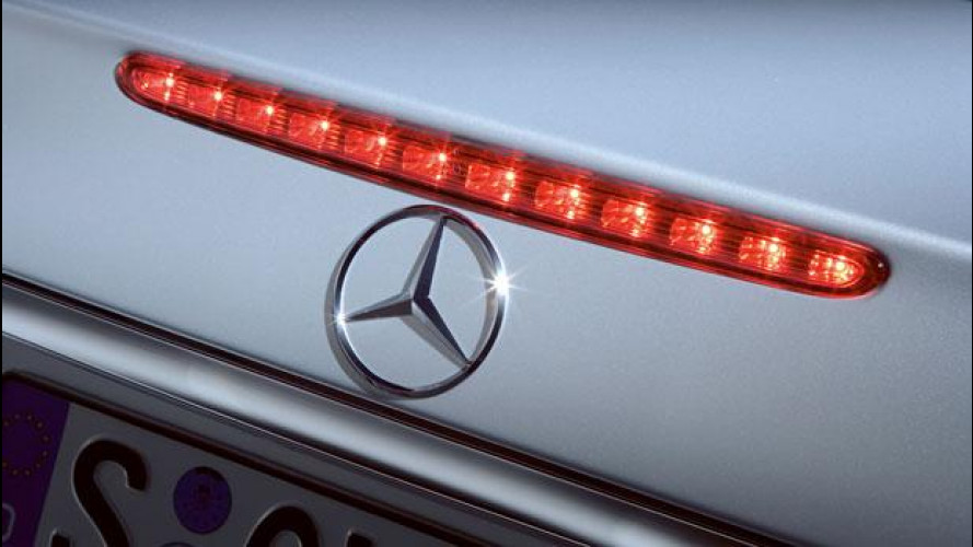 Mercedes Classe E, la prossima guiderà (quasi) da sola