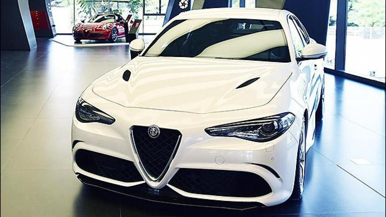 [Copertina] - Giulia, due anni e due mesi per la nuova Alfa Romeo
