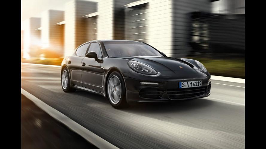 Porsche Panamera Edition, 6 cilindri esclusivi