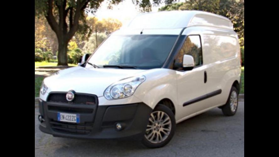 """Fiat Doblò Cargo XL, fra un mid van e una """"furgonetta"""""""