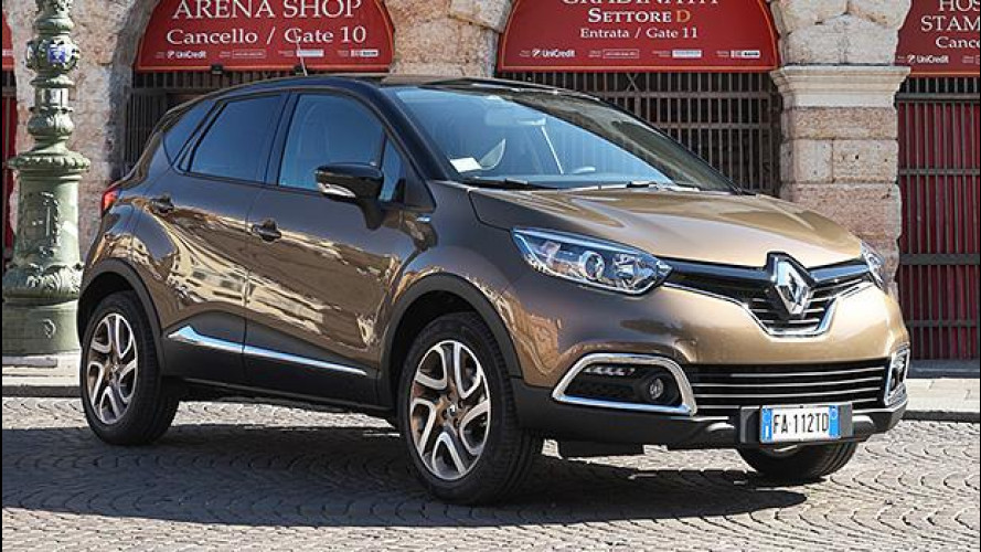 Renault captur iconic ed excite stile su strada motor1 for Captur excite