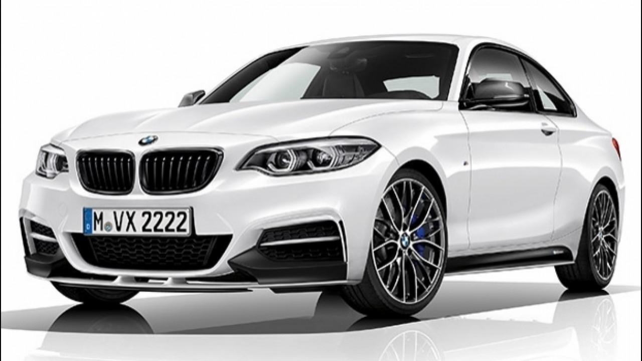 [Copertina] - BMW M240i M Performance Edition, 750 esemplari personalizzati
