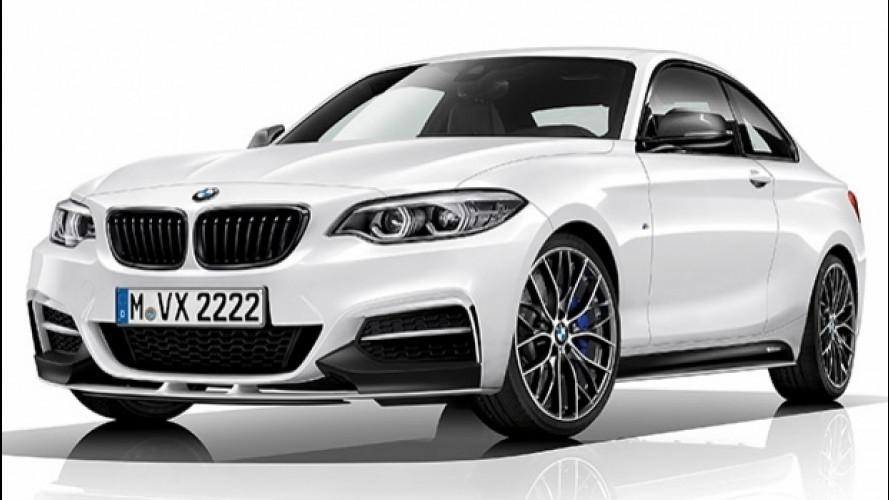 BMW M240i M Performance Edition, 750 esemplari personalizzati