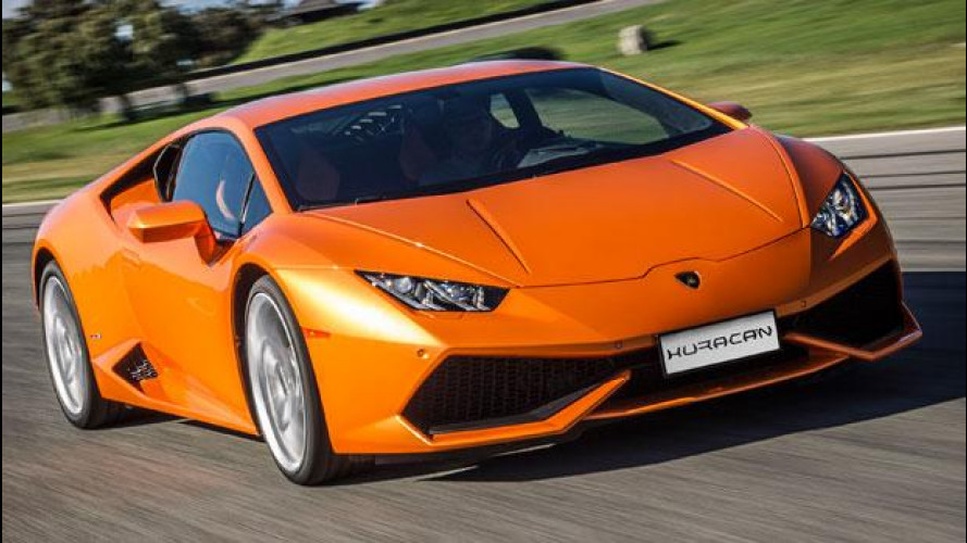 Lamborghini Huracán LP 610-4, tempo di Model Year 2016