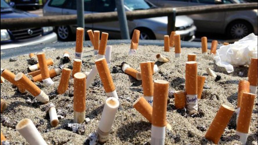 Divieto di fumo in auto: il Ministero fa chiarezza