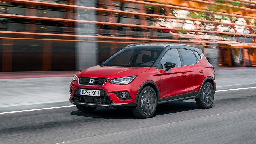2017 Seat Arona 1.0 TSI first drive: Spanish take on a small SUV