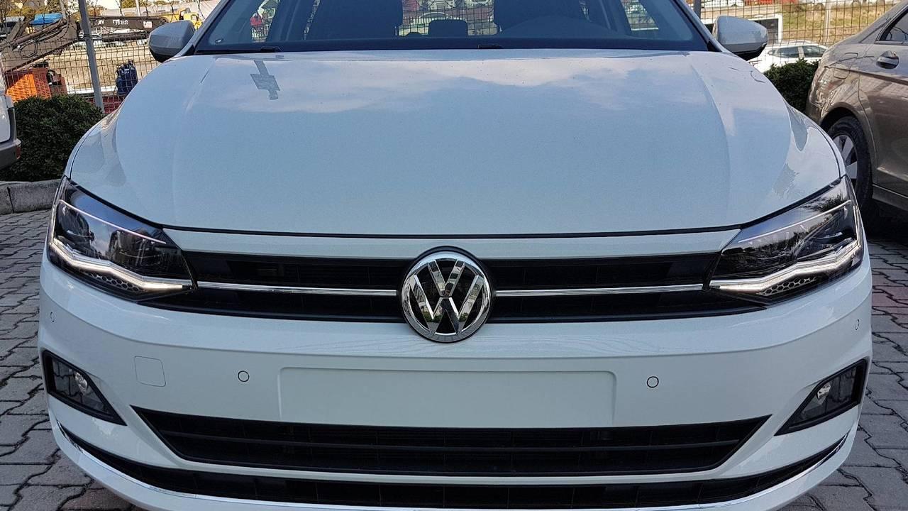 Yeni nesil Volkswagen Polo Türkiye'de!