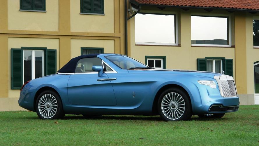 Unuttuğumuz Konseptler: 2008 Rolls-Royce Hyperion