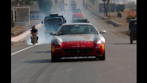 La seconda tappa, da Pechino a Lanzhou