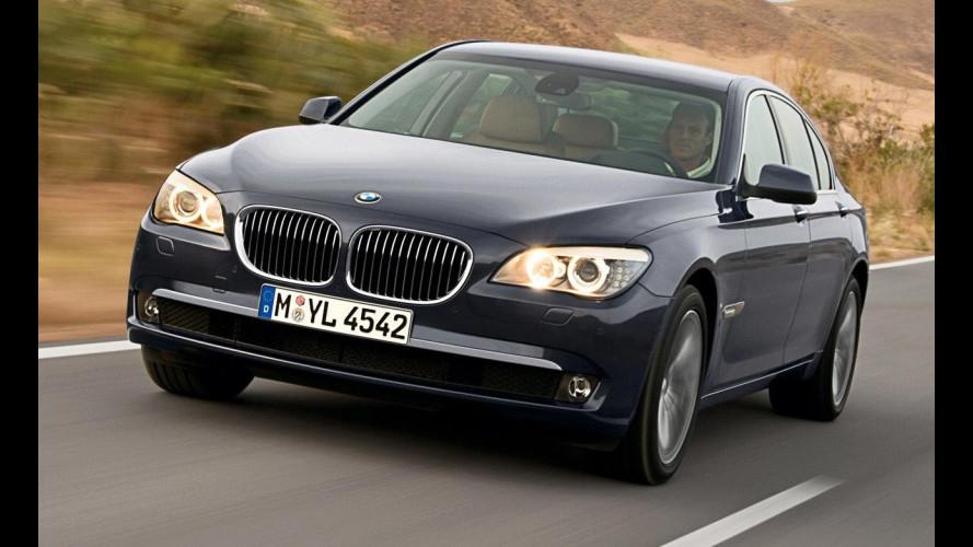 La nuova BMW Serie 7