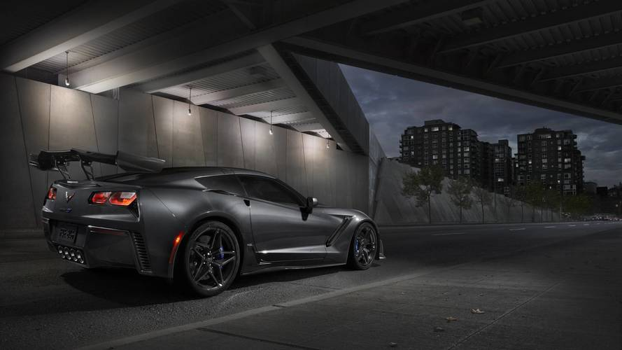 Chevy Corvette ZR1 Aiming For Sub 7-Minute Nürburgring Time