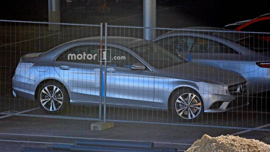 Mercedes C-Class facelift to feature plug-in hybrid diesel?