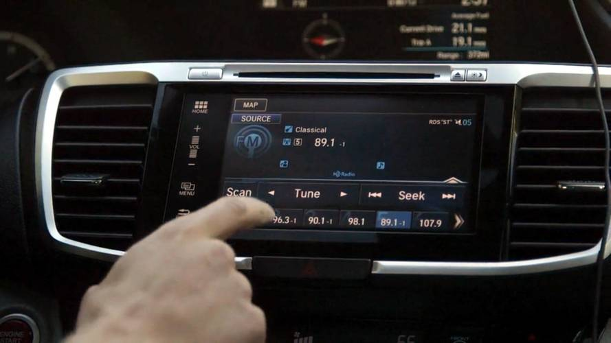 Study Reveals Driver Danger From Distracting Infotainment Systems