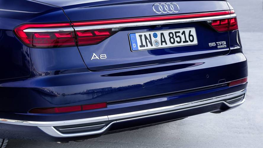 Ultra-Luxurious Audi A8 Facelift To Bring Back Horch Moniker