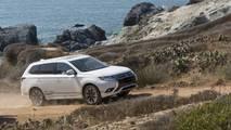 2018 Mitsubishi Outlander PHEV: First Drive
