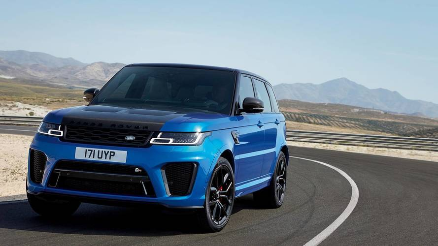 "Range Rover Sport SVR ""zayıf"" performans versiyonuna kavuşabilir"