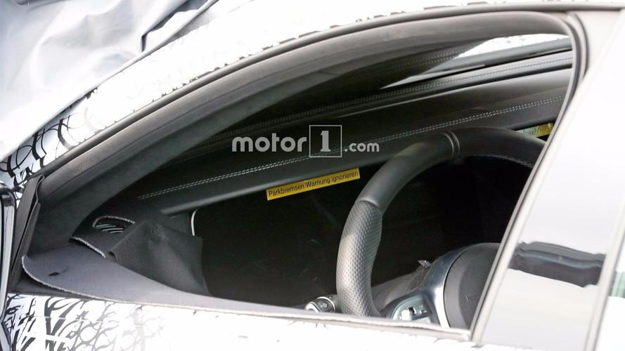 Mercedes-AMG GT4 Sedan photos espion
