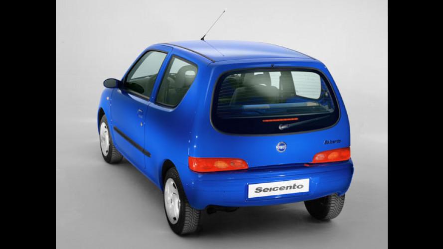 Fiat Seicento my2004