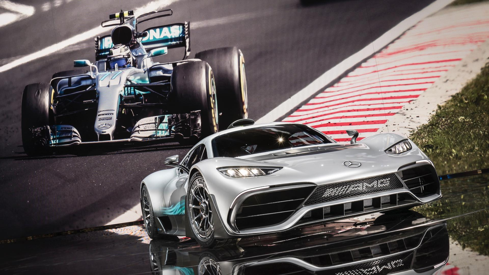 Mercedes-AMG One Won't Go After Speed Records To Rival Bugatti Chiron