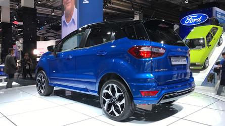 Ford EcoSport sem estepe na traseira pode ser lançado no Brasil