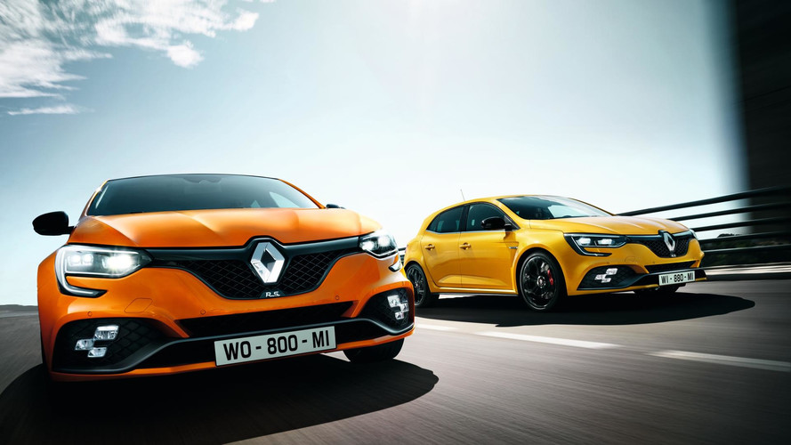 Gallery: Renault Reveals New 2018 Megane RS
