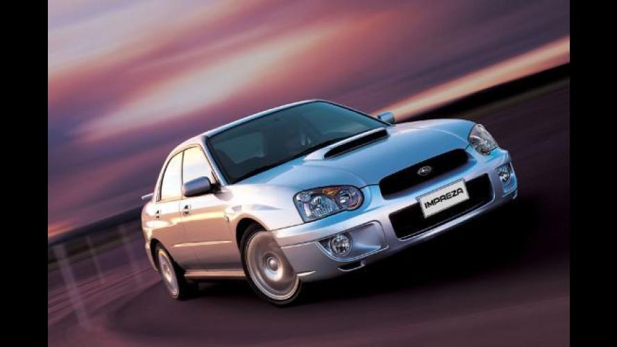 Subaru Impreza my2003