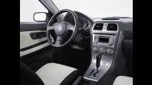 Saab 9-2x: la plancia