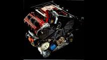 Sovralimentazione - propulsore Maserati Biturbo
