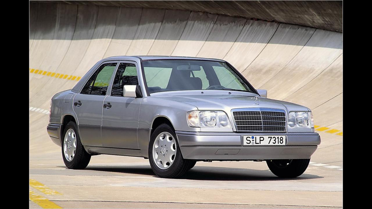 Mercedes W 124 (1984 bis 1996)