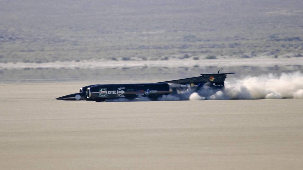 14. Thrust SSC, 1997
