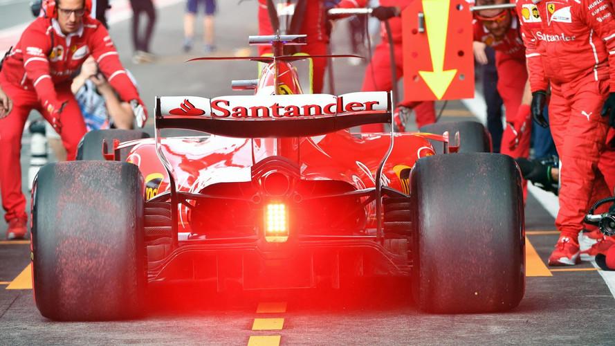 2017 F1 Belgian Grand Prix – Race Results