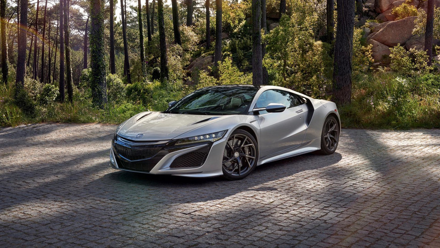 50 More Honda NSX Coming To UK