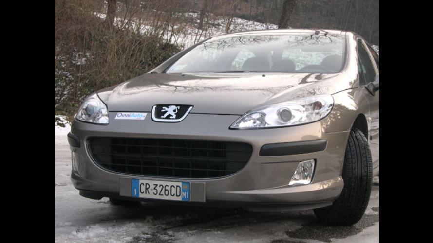 Peugeot 407 1.6 16V HDi  FAP