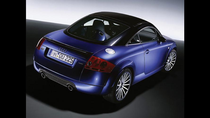 Audi TT ed R8 ancora più estreme?