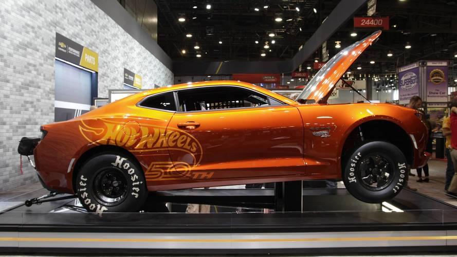 2018 Camaro Hot Wheels Edition Motavera Com