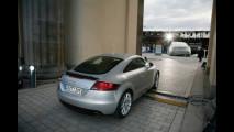 Audi TT alla Porta di Brandeburgo