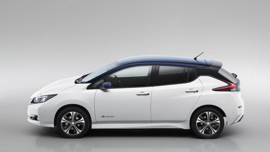 Nissan satisfait du départ commercial de la Leaf